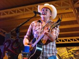 Roger Creager at Summer Nights Concert 29
