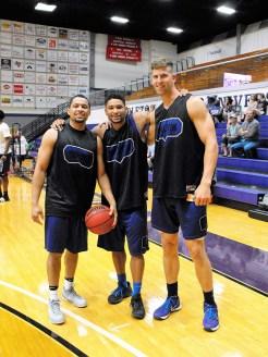 Texan Alumni Basketball game 23