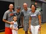 Texan Alumni Basketball game 25