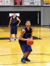 Texan Alumni Basketball game 34