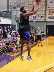 Texan Alumni Basketball game 44