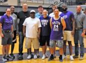 Texan Alumni Basketball game 54