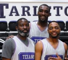 Texan Alumni Basketball game 64