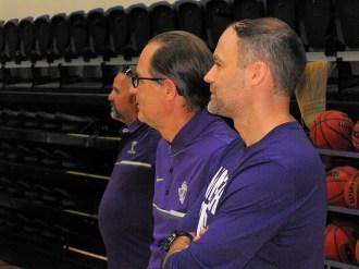 Texan Alumni Basketball game 8