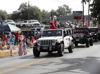 July 4th Parade 50