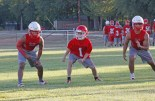 Hico HS Football Two-a-Days 12
