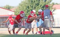 Hico HS Football Two-a-Days 3