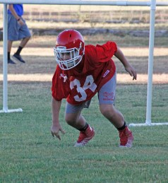 Hico HS Football Two-a-Days 7