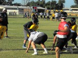 Yellow Jackets Two-a-Days 21