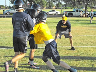 Yellow Jackets Two-a-Days 25