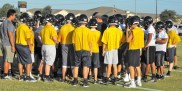 Yellow Jackets Two-a-Days 31