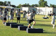 Yellow Jackets Two-a-Days 38
