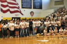 Heart of Gold Pep Rally _2998