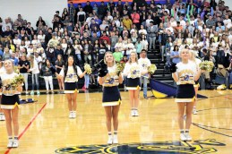 Heart of Gold Pep Rally _3009