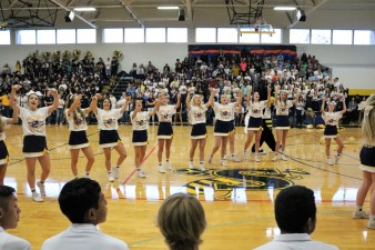 Heart of Gold Pep Rally _3040