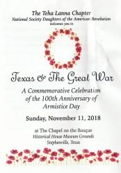 DAR 100 year ceremony 1