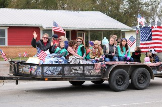 Veterans Day Parade IMG_9548