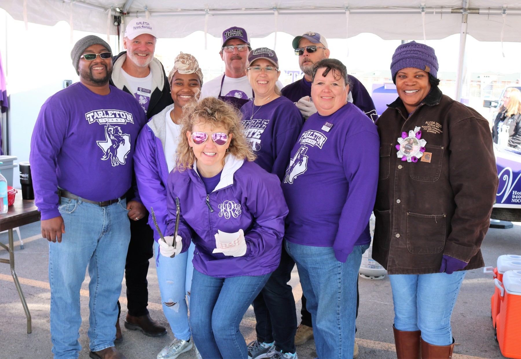 Tarleton Tailgate – playoffs 2