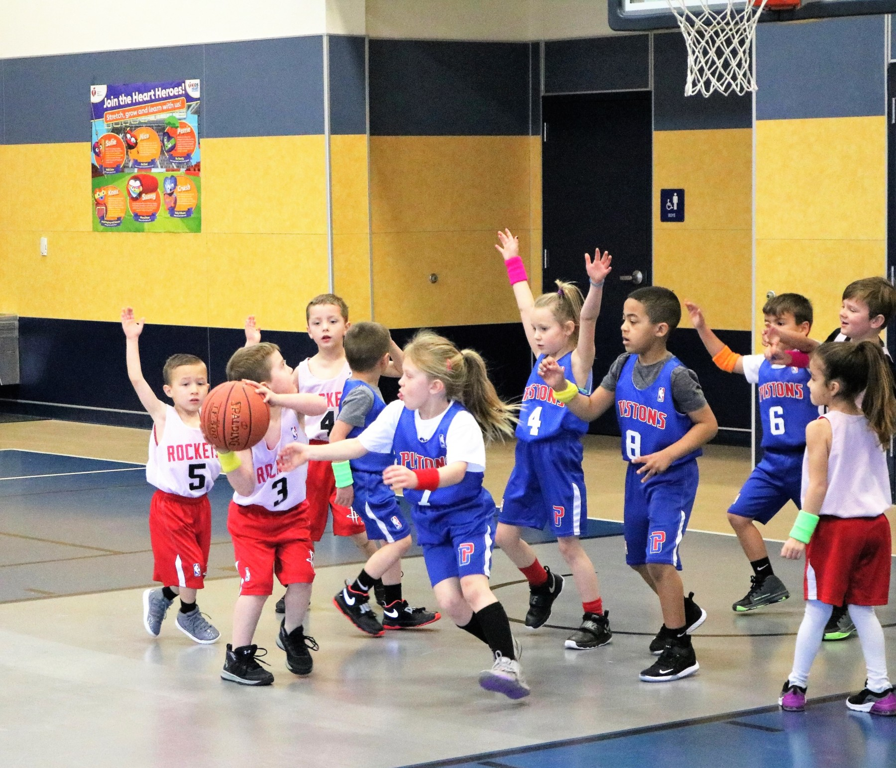 SPARD Youth Basketball 6