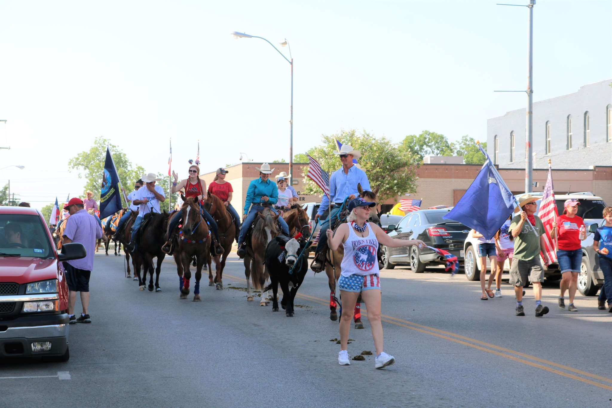 Unofficial July 4th Parade IMG_9930