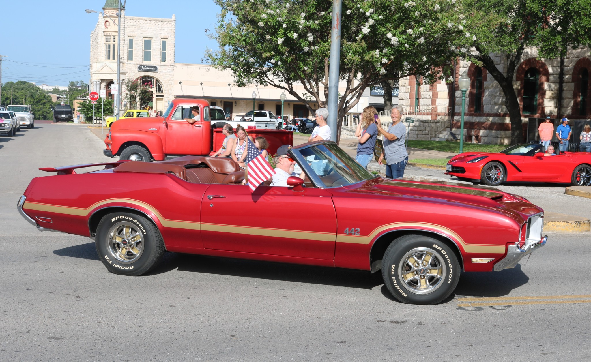 Unofficial July 4th Parade IMG_9939