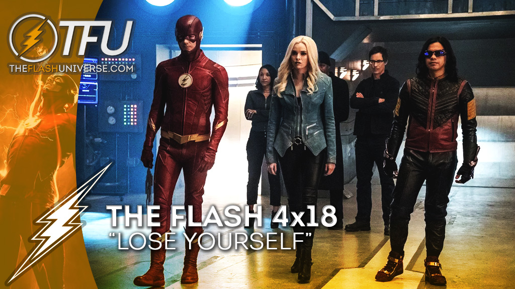 "The Flash 4×18 ""Lose Yourself"" 