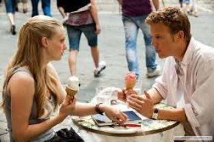 A clip from Letters to Juliet
