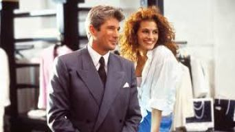 A clip from Pretty Woman