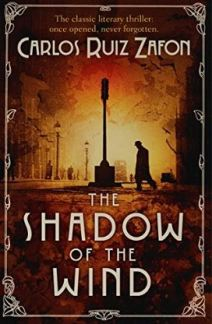 The Shadow Of The Wind - Best Mystery Books