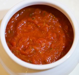 Tomato Homemade Sauce Recipes