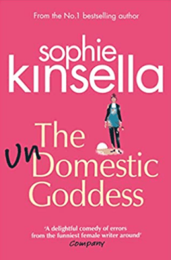 the undomestic goddess book review