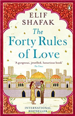 the forty rules of love book review