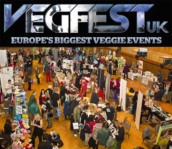 VegfestUK London