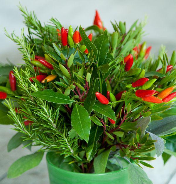 Edible Festive Bouquet