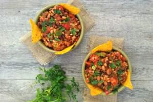 Smoky Chipotle Chili [vegan]
