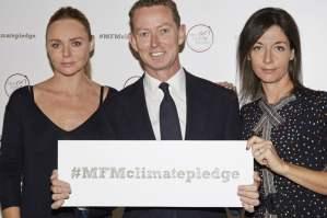 Meat Free Monday Climate Pledge