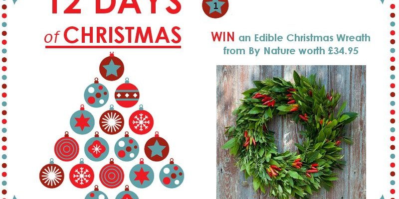 12 DAYS OF CHRISTMAS COMPETITION - By Nature