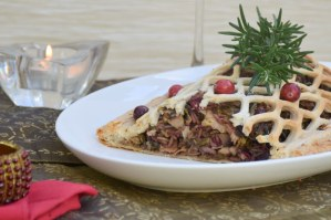 WInter Vegetables Coulibiac by The Flexitarian