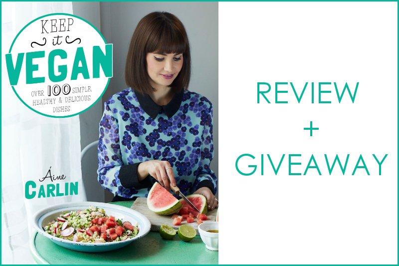 Keep It Vegan - Review + Giveaway