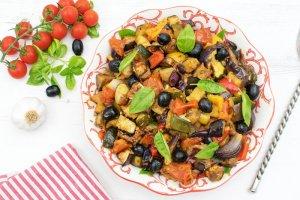 Roasted Ratatouille [vegan] [gluten free] by The Flexitarian