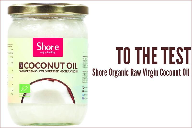 Shore Coconut Oil