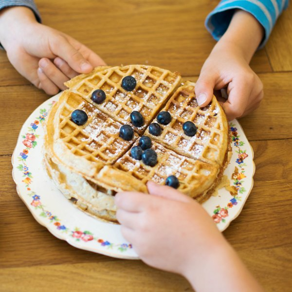 Waffles - Kids
