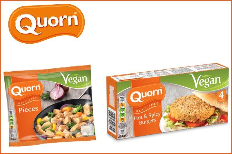 Quorn Vegan