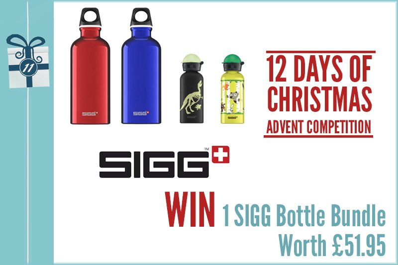 12 Days of Christmas Competition 2015 - Day 11