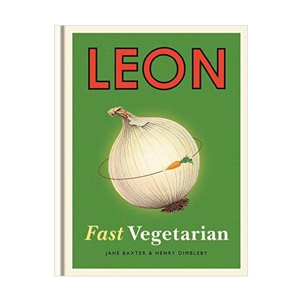 Leon Fast Vegetarian Cookbooks