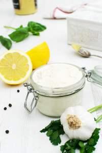 Vegan Mayo by The Flexitarian
