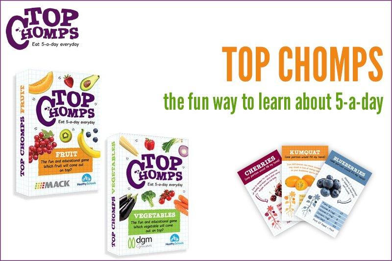 Top Chomps v8