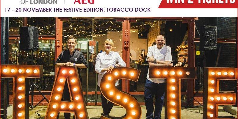 Taste of London Festive Edition 2016