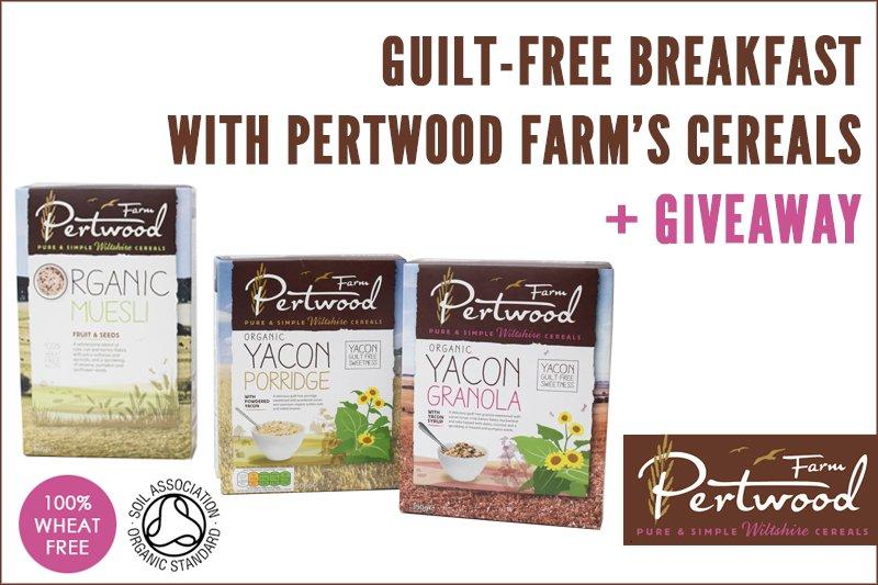 Pertwood Farm Organic Cereals