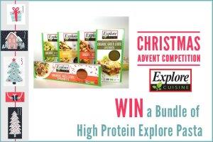 Advent Competition Explore Pasta